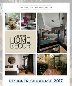 Home Amp Decor Malaysia Magazine July 2018 Issue Get Your