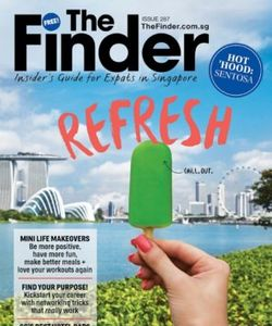 The Finder Singapore