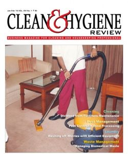 Clean & Hygiene Review