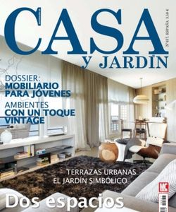 CASA Y JARDÍN Magazine January 2014 issue – Get your digital copy