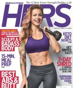 7c36b880ee6 Muscle   Fitness Hers Magazine - Get your Digital Subscription
