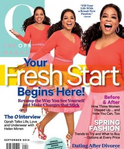 O, The Oprah magazine South Africa