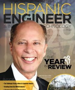 Hispanic Engineer & Information Technology