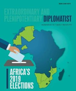 Extraordinary and Plenipotentiary Diplomatist