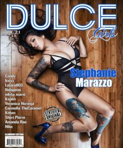 Dulce Girls Magazine