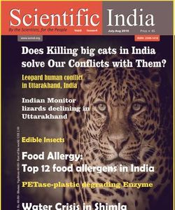 Scientific India