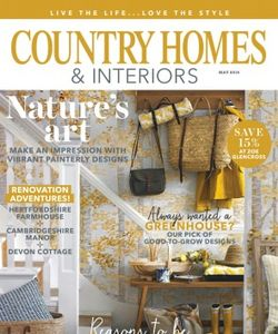 country homes amp interiors magazine january 2018 issue get your