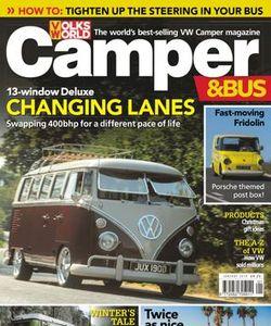 Vw Camper Bus Magazine Get Your Digital Subscription