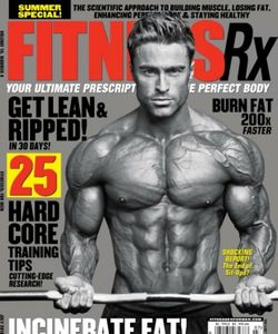 Fitness Rx for Men Magazine - Get your Digital Subscription