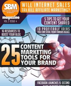 Small Business Marketing Magazine