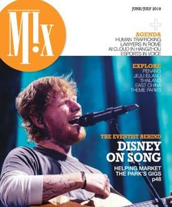Mix - Asia's Creative Meetings Magazine