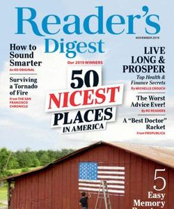 Reader's Digest US