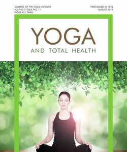 Yoga and Total Health
