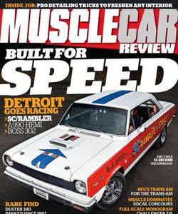Muscle Car Review Magazine October 2018 Issue Get Your Digital Copy