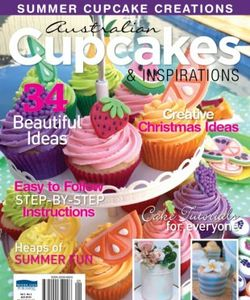 Australian Cupcakes and Inspirations
