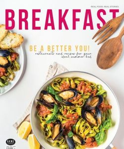 Breakfast Magazine