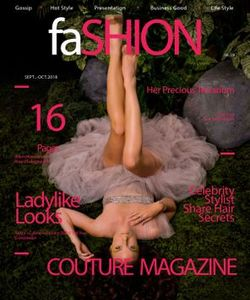 Fashion Couture Magazine
