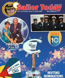 Sailor Today
