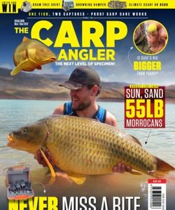 the carp angler magazine get your digital subscription. Black Bedroom Furniture Sets. Home Design Ideas