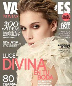 Revista vanidades vestidos de novia
