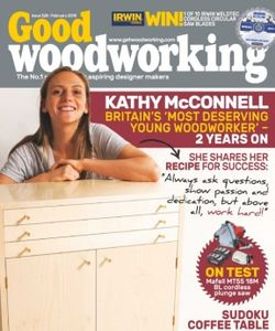 Good Woodworking Magazine March 2018 Issue Get Your Digital Copy