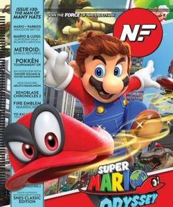 NF Magazine - Made by the Nintendo Force!