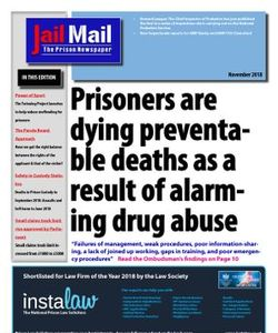Jail Mail UK –  Prison Newspaper