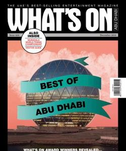 What's On Abu Dhabi