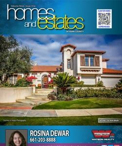 Homes & Estates Magazine of Kern County