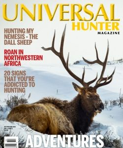Universal Hunter Magazine
