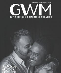 Gay Weddings and Marriage Magazine