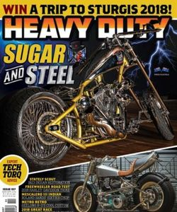 HEAVY DUTY Magazine