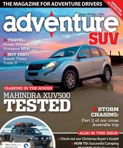 Adventure SUV  Magazine