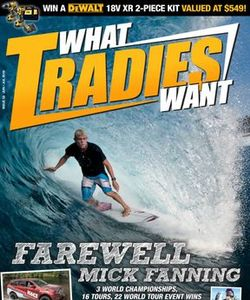 What Tradies Want Magazine