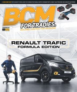 BCM for Tradies Magazine