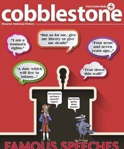 Cobblestone American History Magazine for Kids