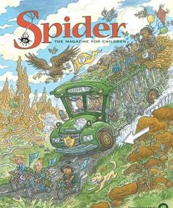 Spider Magazine for Kids