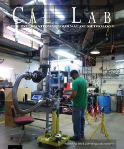 CAL LAB: The International Journal of Metrology
