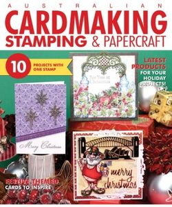 Cardmaking, Stamping and Papercraft
