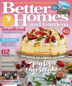 Better Homes Gardens Australia Magazine April 2018 Issue