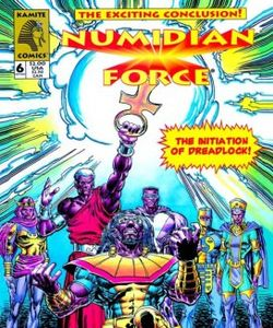 Numidian Force