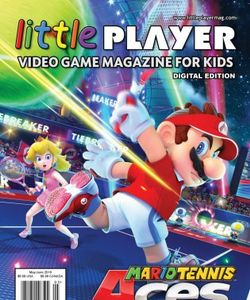 Little Player - Video Game Magazine for Kids