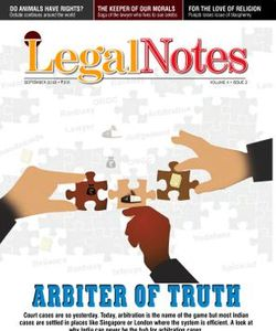 Legal Notes