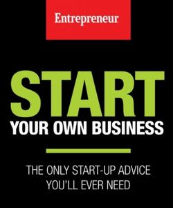 Entrepreneur: Start your Own Business