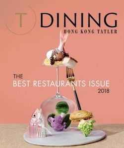 T.Dining by Hong Kong Tatler