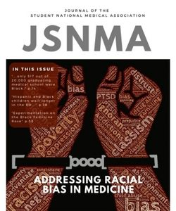 Journal of the Student National Medical Association (JSNMA)