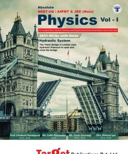 Absolute NEET - UG / AIPMT AND JEE (Main) Physics Volume - I