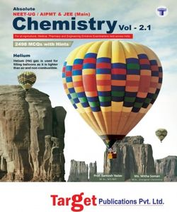 Absolute NEET - UG / AIPMT AND JEE (MAIN) Chemistry, Volume - 2.1