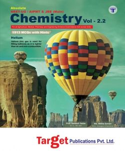 Absolute NEET - UG  AIPMT AND JEE (MAIN) Chemistry, Volume - 2.2