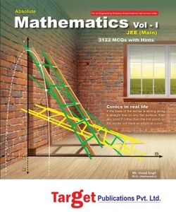 Absolute Mathematics Volume - I JEE (MAIN)